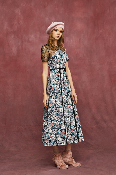 TILLIE MIDI DRESS