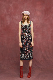 TAKEO COLUMN DRESS