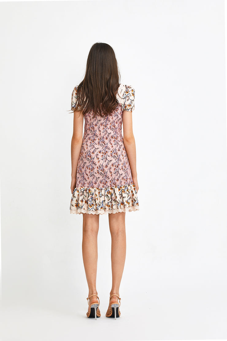MARIBELLA SHORT DRESS