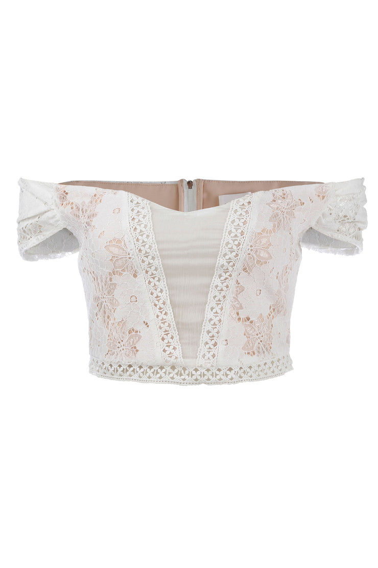 ATIQAH OFF THE SHOULDER TOP