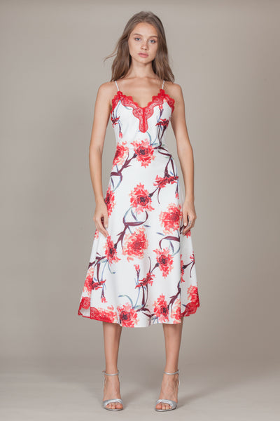 JULIET MIDI DRESS