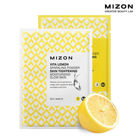 Vita Lemon Sparkling Powder 14x2 (12g/17g) Set