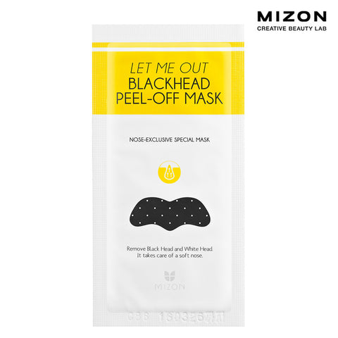 Let Me Out Blackhead Peel-Off Mask