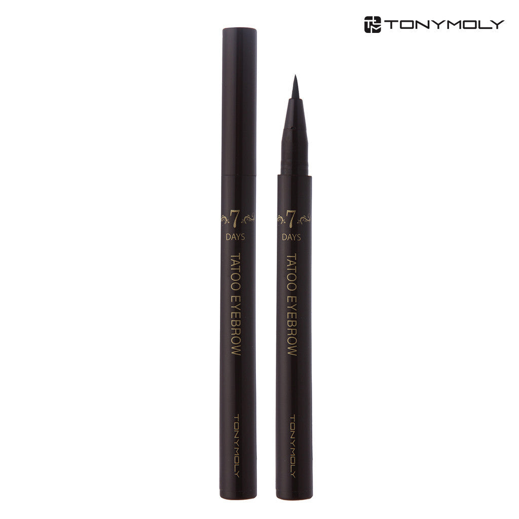 7 Days Tattoo Eyebrow 08ml 2 Dark Brown Hellocos Usa