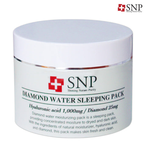 Diamond Water Sleeping Pack 100g