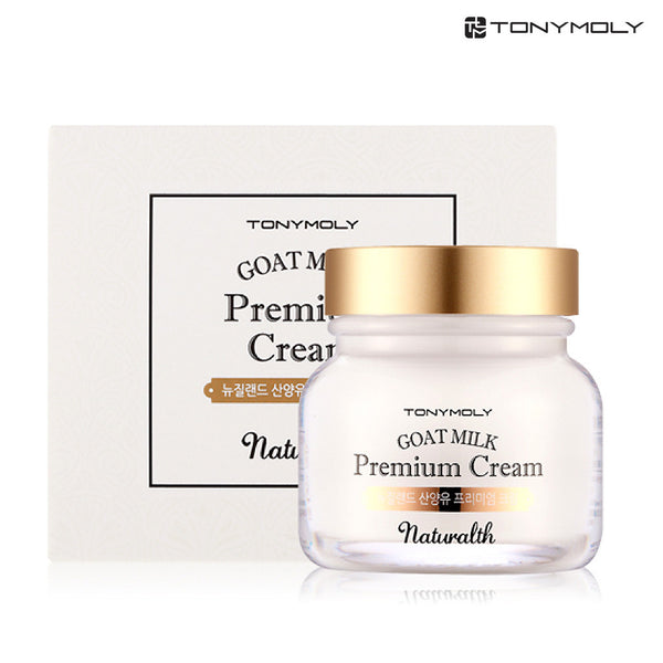 Naturalth Goat Milk Premium Cream 60ml