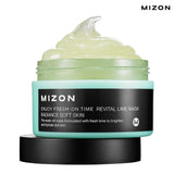 Enjoy Fresh-on Time Revital Lime Mask 100ml