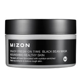 Enjoy Fresh-on Time Black Bean Mask 100ml