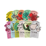 I'm Real Mask 21g - Assorted 11pc Set