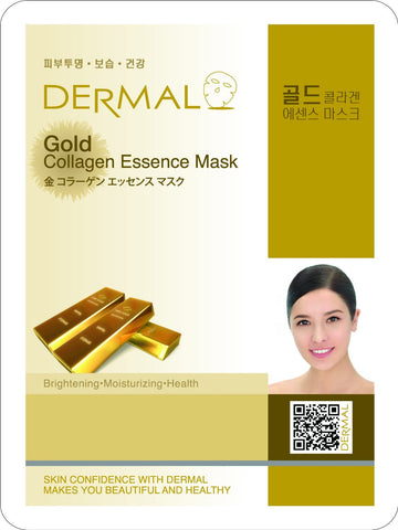 Dermal Gold Collagen Essence Mask 23g
