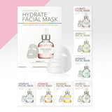 Dermal Shop Hydrate Facial Mask Set (7 x 25g)