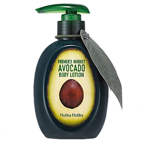 Farmer's Market Avocado Body Lotion 240ml
