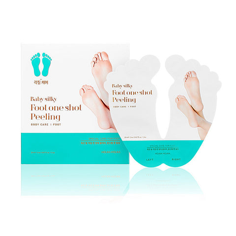 Baby Silky Foot One Shot Peeling Essence 20ml