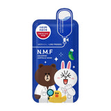 Mediheal Line Friends N.M.F Aquaring Ampoule Mask 27 ml x 10ea