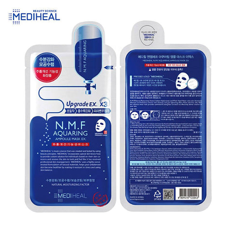 Mediheal Assorted Mask 10pc Set (5 x 2ea)