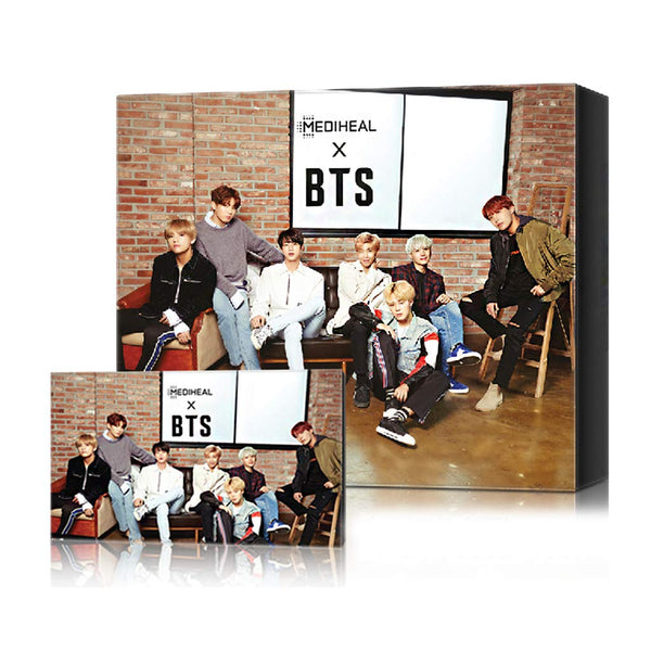 Mediheal x BTS Brightening Care Special Set (Black)