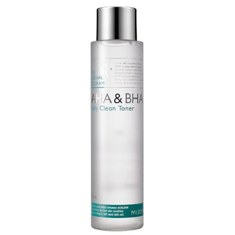 Mizon AHA & BHA Daily Clean Toner 150ml