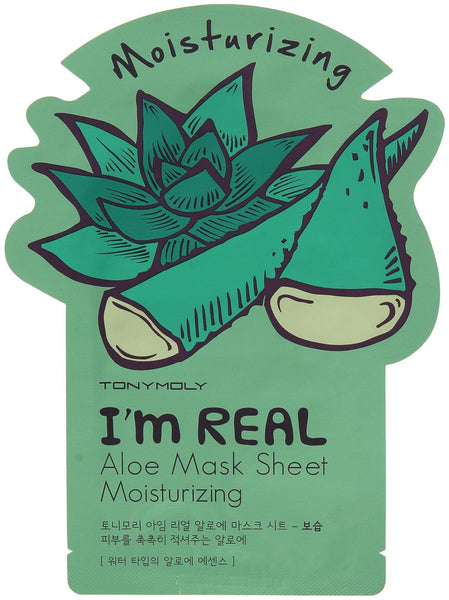 I'm Real Aloe (Moisturizing) Mask 21g