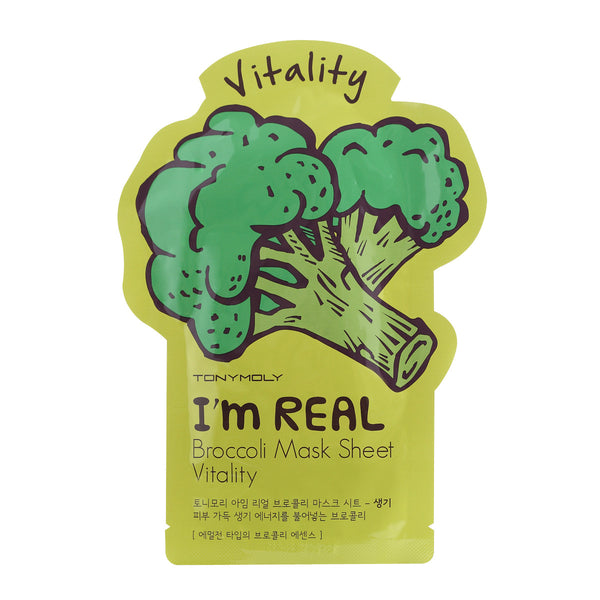 I'm Real Broccoli (Vitality) Mask 21g