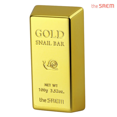 The Saem Gold Snail Bar 100g