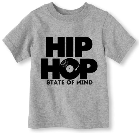 Hip Hop Grey Tee