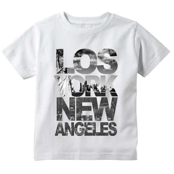 Los York New Angeles Toddler T-Shirt
