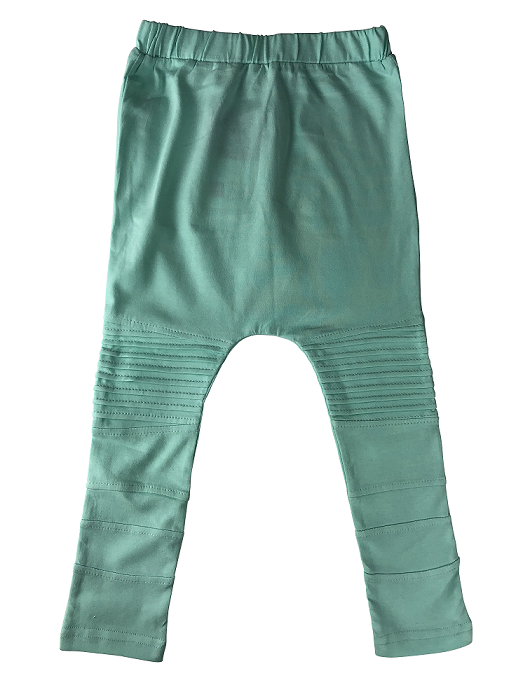Mint Green Biker Harems