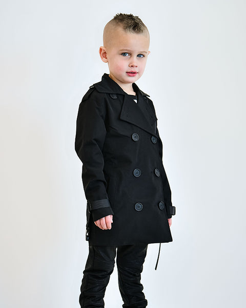 CITY TRENCH COAT