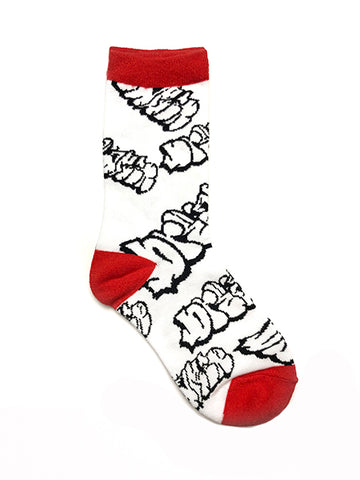 Graffiti Crew Socks