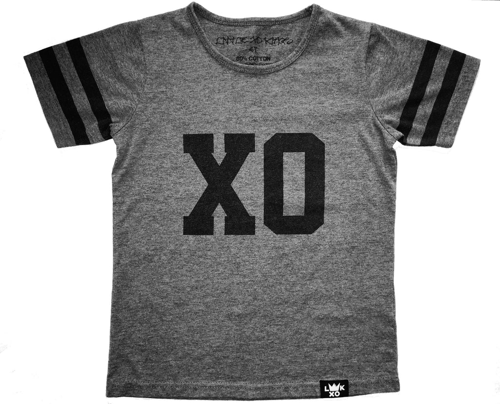 XO Striped Jersey T-Shirt