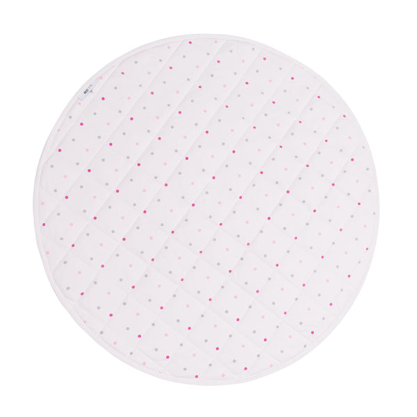 Pink Blush Baby Playmat