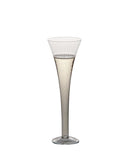 Capri Champagne Flute-- Set of Six - Palme d'Or