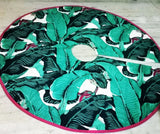 Palm Drive Exclusive Christmas Tree Skirt - Palme d'Or