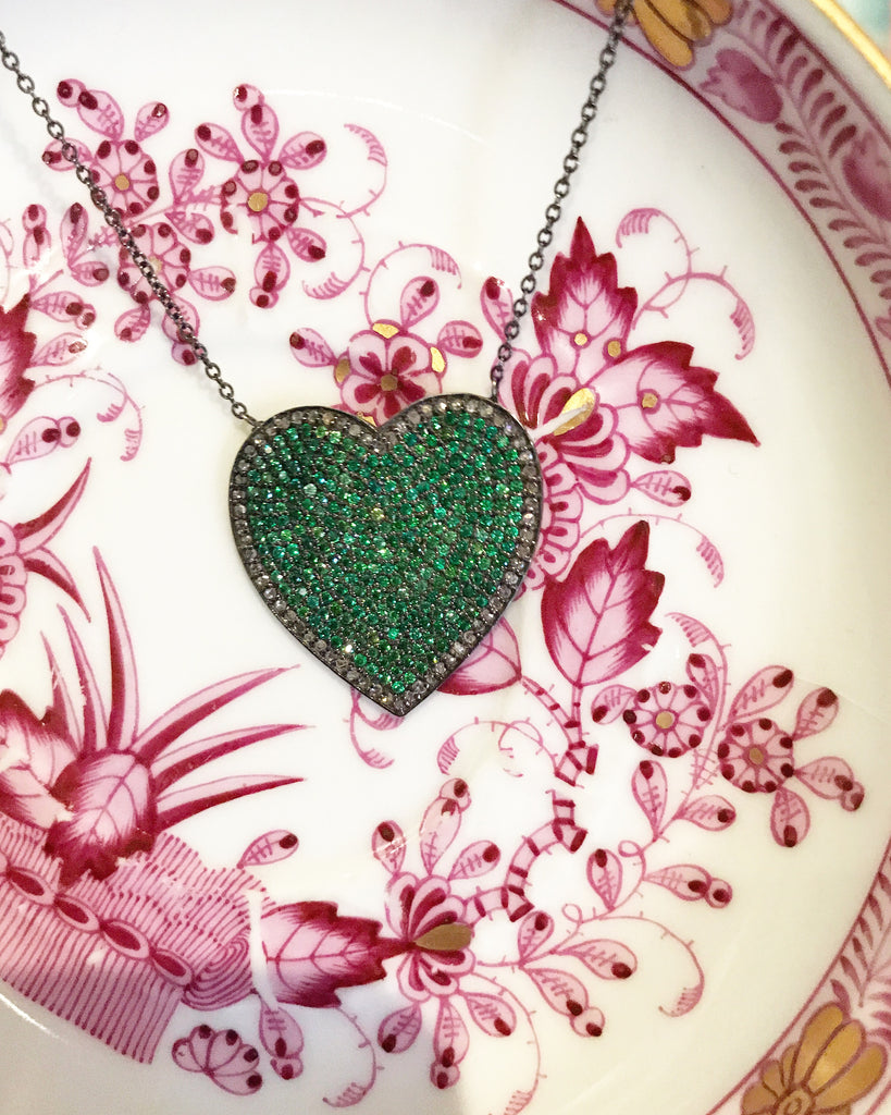 Heart Necklace - Palme d'Or