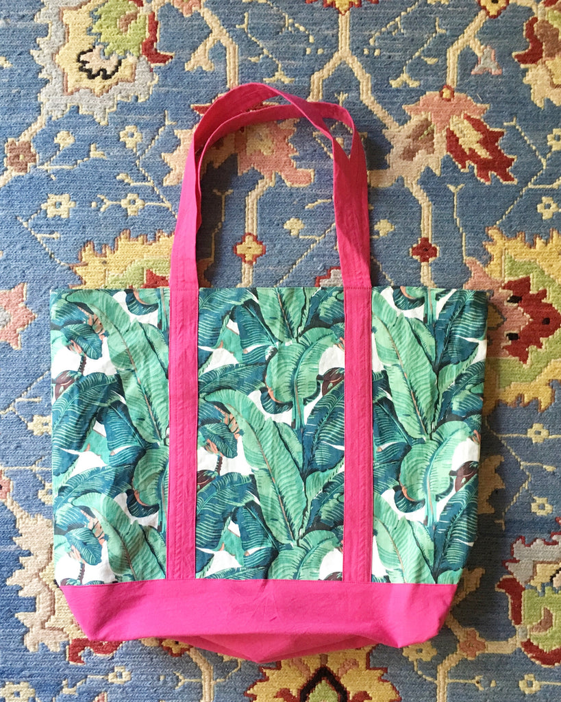 Exclusive Palm Drive Tote Bag - Palme d'Or