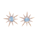 Mykonos Opal Earrings - Palme d'Or