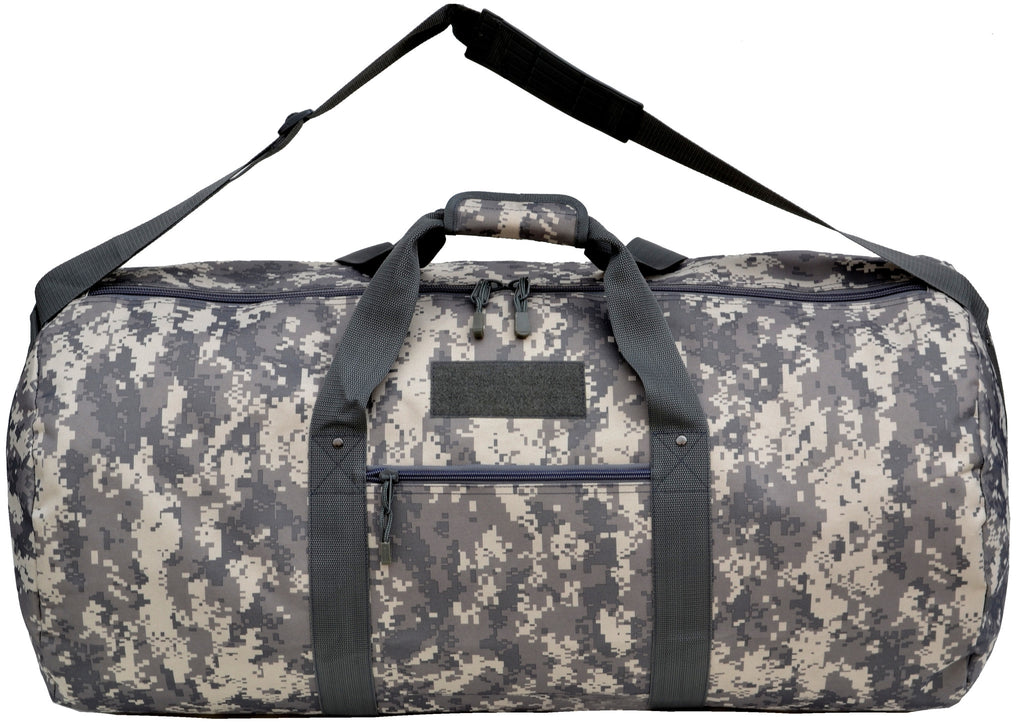 "31""ACU Duffel Bag Army Digital Camo Camouflage Hunting Camping Travel - TACTICAL R US"