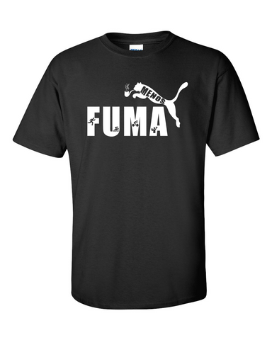 Puma Fuma Menos Funny Men T Shirt Size M L XL - TACTICAL R US
