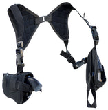Every Day Carry Tactical Under Arm Concealed Shoulder Double Holster - TACTICAL R US