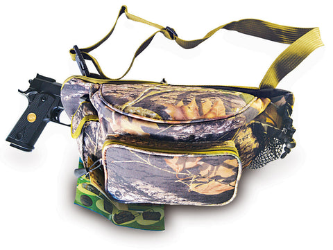 Mossy Oak Quick Release Concealed Gun Fanny Pack Gun Pack - TACTICAL R US