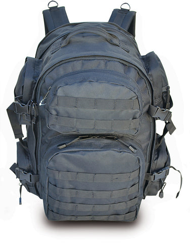 Tactical Assault Backpack Military D Rings Hidden Shoulder Straps - TACTICAL R US