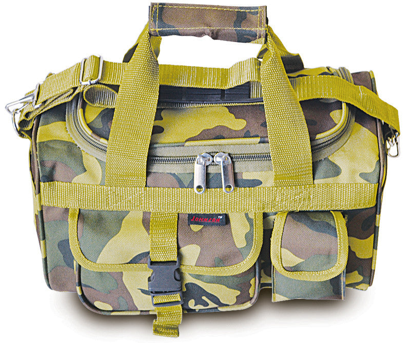 13 Inches Camouflage Light Range Bag Carry On Luggage Duffle Bag - TACTICAL R US