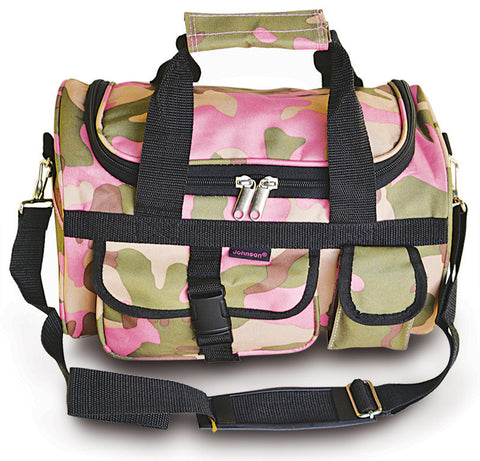 13 Inches Pink Camouflage Light Range Bag Carry On Luggage - TACTICAL R US
