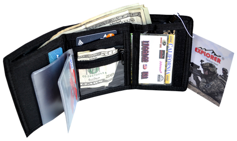 The Ultimate Swat Tactical Wallet Police & Military Personnel - TACTICAL R US