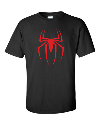 Spider Graphic Men T Shirt Size M L XL - TACTICAL R US