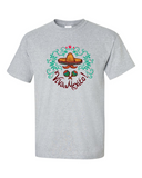Mexican T-Shirt Hat Mustache Viva Mexico Graphic Tee Size M Medium L Large XL - TACTICAL R US