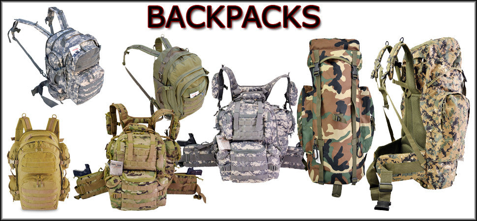 Great Backpacks Collection