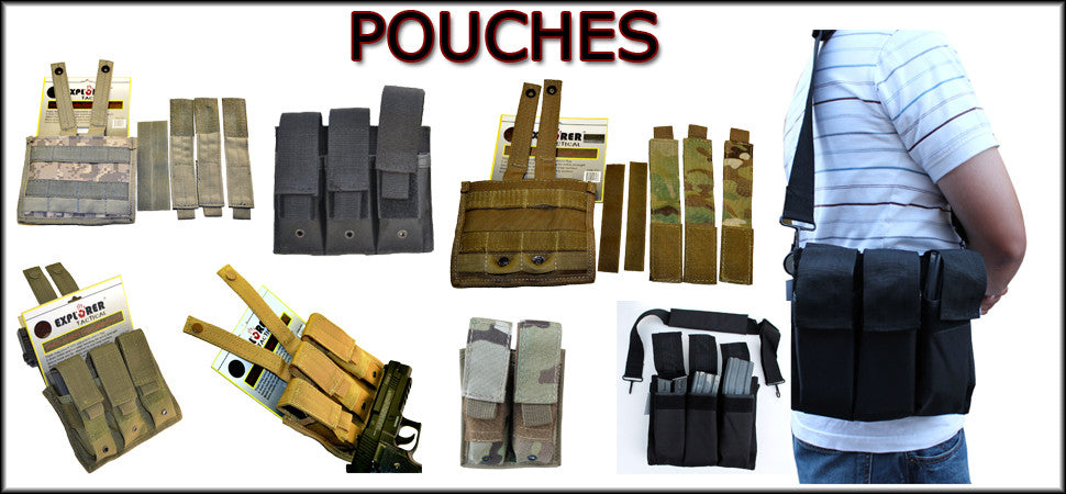 Great Mag Pouches Collections