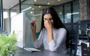 What Is Digital Eye Strain And How to Relieve It-BlockBlueLight