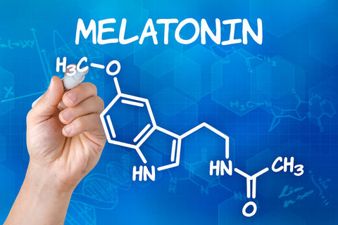 melatonin chemical makeup
